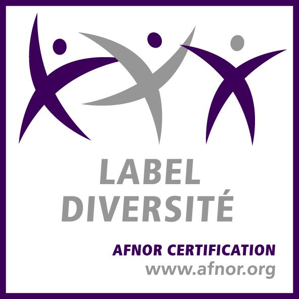 Label Diversité Logo
